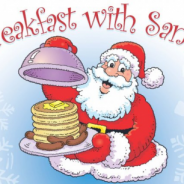 Breakfast with Santa Dec 17th